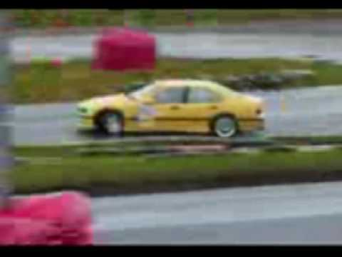 John McCarthy BMW M3 Drift