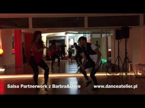 Salsa Partnerwork Barbra&Dave Dance Atelier