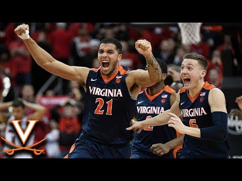 Virginia Stuns Louisville At The Buzzer In 2018 | Relive The Comeback
