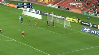 Brisbane Roar demolish Adelaide United 7-1