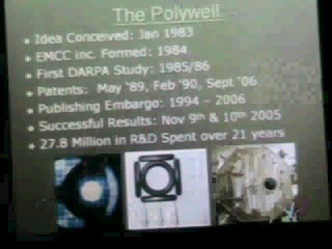 Analysis of the Bussards Polywell  (Part 2 of 3)