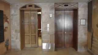 Celebrating my 43rd, Riding the Otis Elevators @ Sunset Towers (Leominster, MA)