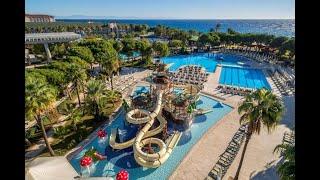 Отель ALVA DONNA WORLD PALACE 5 Турция Кемер самый честный обзор от ht kz