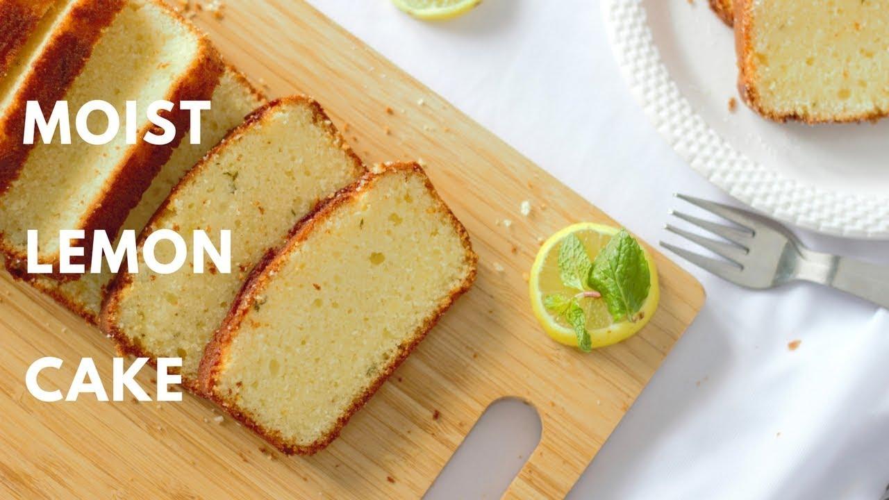 Microwave Cake Recipes Lemon: How To Make A Lemon Cake