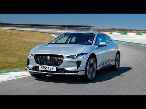 Jaguar I-Pace: engine sound :: [1001cars]