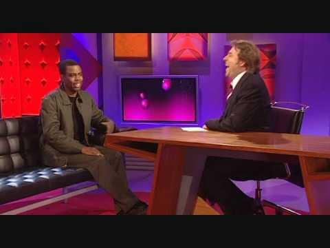 Chris Rock on Jonathan Ross 2008.01.11 (part 1)