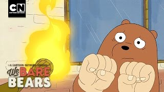 Monster Grizz | We Bare Bears | Cartoon Network