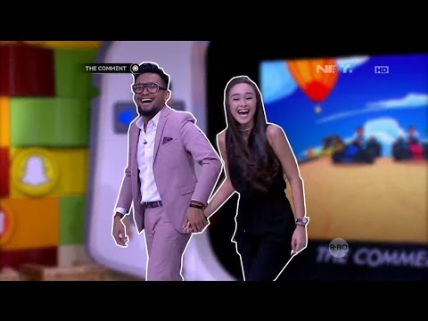 Jiah Si Darto Baperan Gara-gara Caitlin Halderman Nyatakan Cinta (1/4)