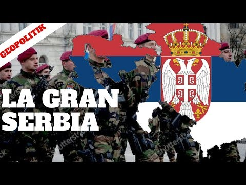 El renacer de la GRAN SERBIA (La República Srpska)