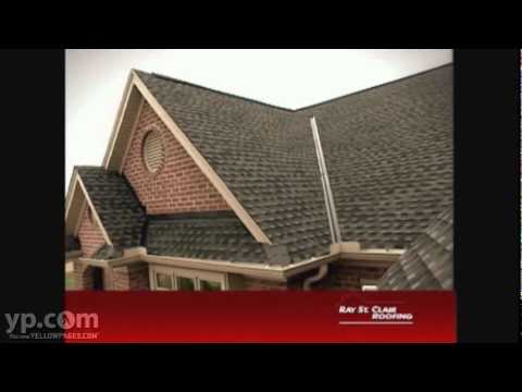 Ray St. Clair Roofing Fairfield OH Contractors Repairs