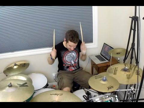 Fall Out Boy - Irresistible - Drum Cover - Studio Quality (HD)