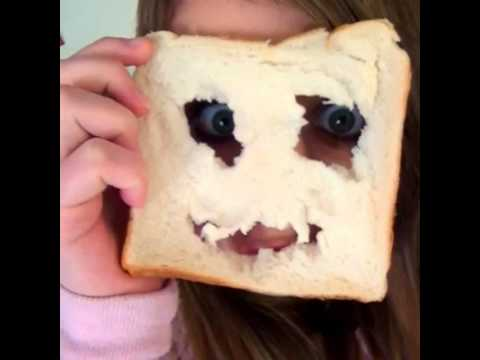 Bread face