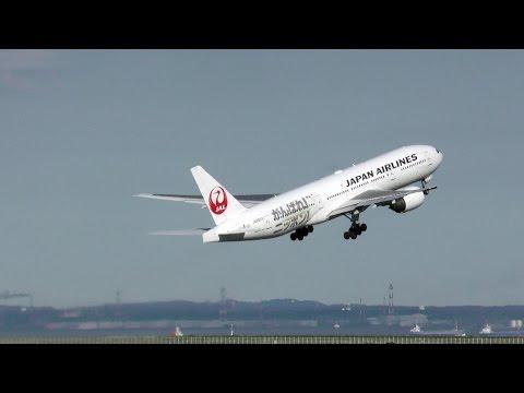 Ganbare! Nippon! Jet (JA8979 / Boeing 777-289 / Japan Airlines / 2016-07-29 16:48 JST / HND)