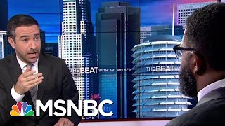 Trump Under Fire For Mocking Burglary At Rep. Cummings' Home | The Beat With Ari Melber | MSNBC