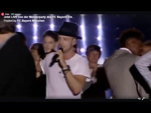 OneRepublic - 7 Nation Army / Love Runs Out (Bayern FC party)