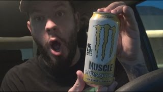 CarBS - Muscle Monster Banana Energy Shake