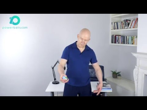 Forearm Rehab Exercises Made Simple With Powerball