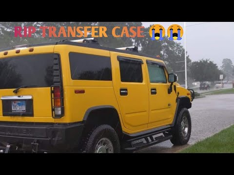 How To Replace Outer Tie-Rods H2 Hummer
