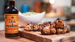 Lea & Perrins Sorted Food - How To Make A Delicious Marinated Chicken And Potato Salad