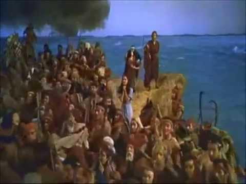 """זוכה ומזכה - סרט המחשה """"נס קריעת ים סוף"""" (מצווה גדולה לשתף!)"""