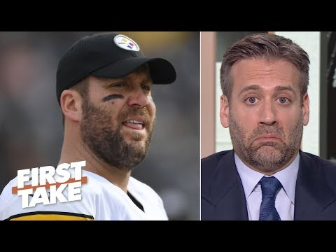 Ben Roethlisberger's extension with the Steelers is foolish, premature - Max Kellerman | First Take