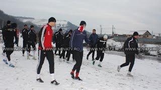 Fotbalistii de la Gaz Metan se reunesc luni - novatv.ro