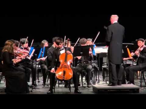 2015 GCYS Concert HAYDN Phillip Kim