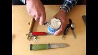 Обзор и выбор практичной открывалки для консервов