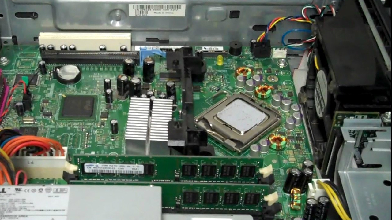 Dell Optiplex Fan Fix Complete Walkthrough - GX620 760 780 SFF