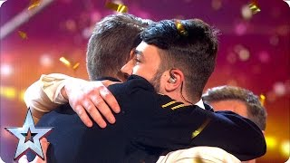 Richard is your Britain's Got Talent 2016 winner! | Grand Final Results | Britain's Got Talent 2016