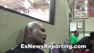 James Toney: Fury vs Klitschko Fight Like Spiders!  esnews boxing