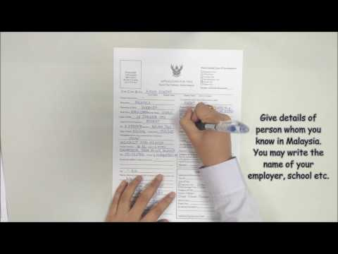 Thailand Tourist Visa Requirements And Application Procedure Visa Traveler