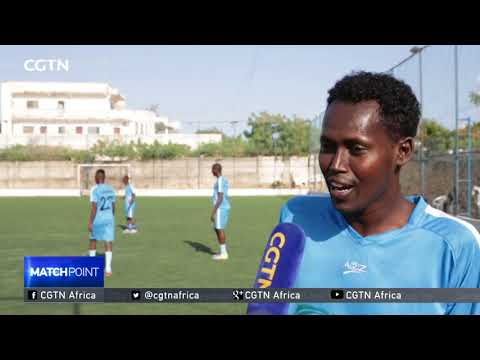 Somalia's deaf footballers form own league