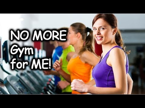 Why I Am Against A Gym Membership