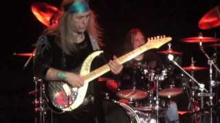 Uli Jon Roth POLAR NIGHT Le National Montreal Canada 2013