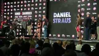Bellator MMA: Official Bellator 138 Weigh-ins