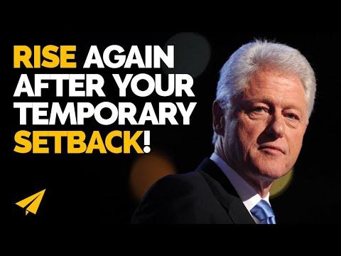 Get UP! - Bill Clinton - #Entspresso