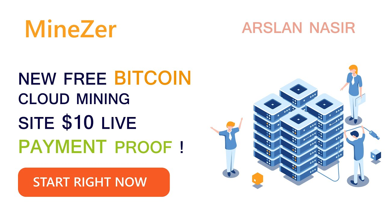 MineZer New Free Bitcoin USD High Paying Earning Site 2020 Live ...