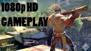 Enslaved: Odyssey to the West PC Gameplay HD