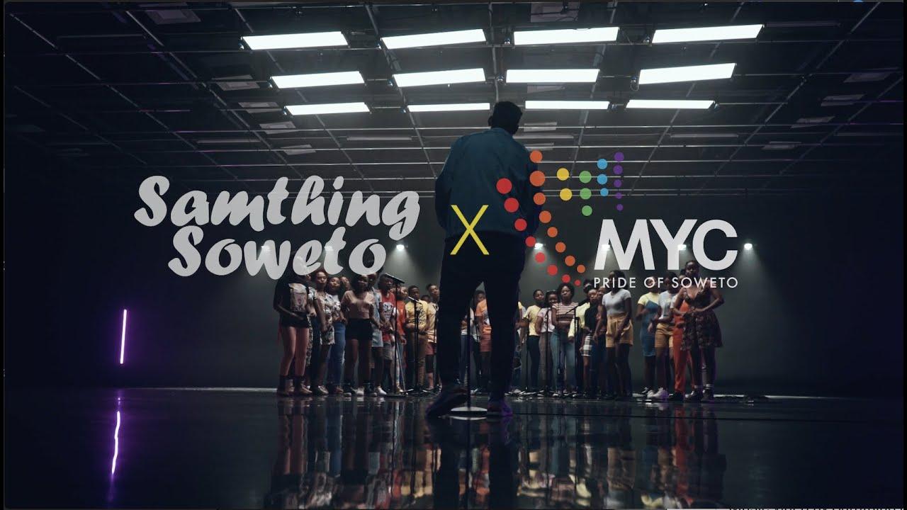 Download Samthing Soweto x Mzansi Youth Choir -  The Danko! Medley