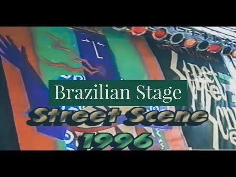 San Diego Street Scene 1996 (Brazilian Stage)