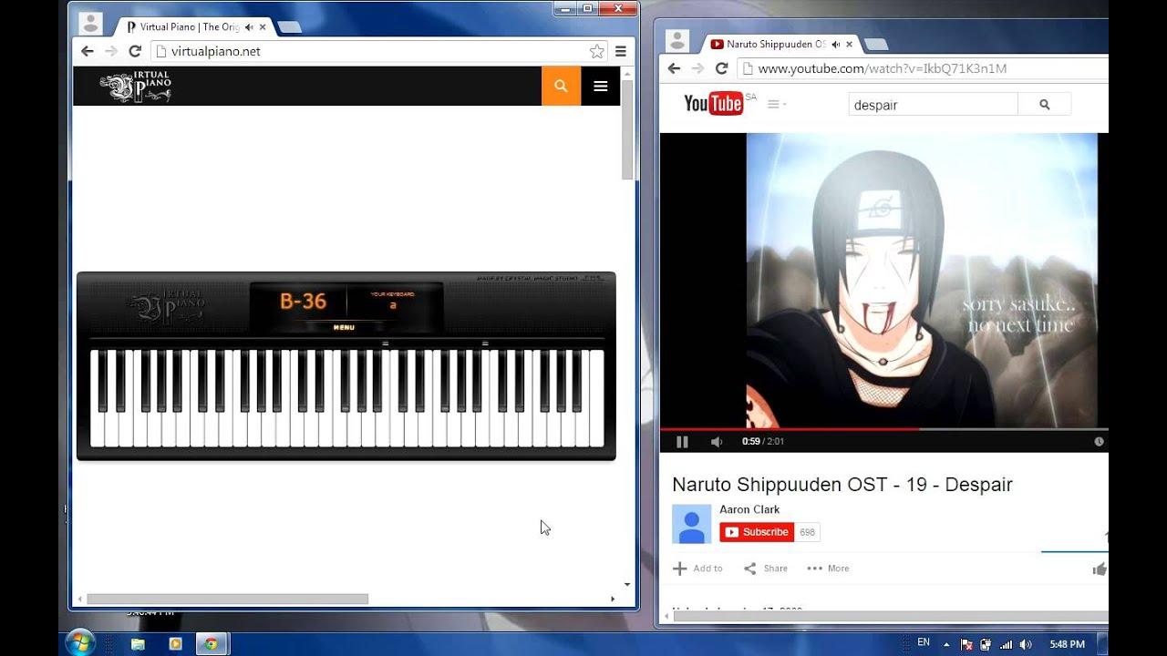 Undertale roblox piano