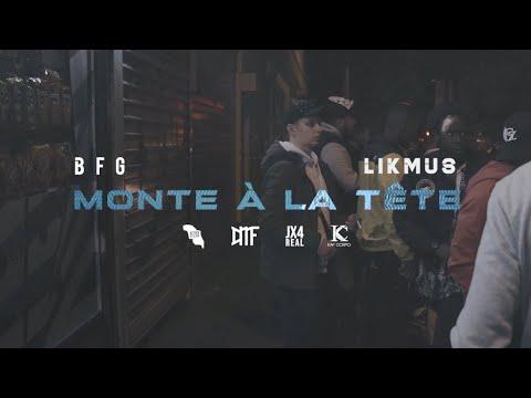 Download BFG #LaBonneMoumou n°24 : MONTE A LA TETE feat LIKMUS