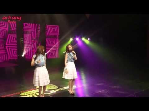 [Arirang Radio K-Pop Concert] 윙스 (WINGS) - Hair Short (2014)