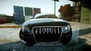 GTA 4  Audi S4 directed by SanCheZ for GTA.COM.UA (GTAIV)
