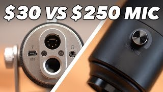 $30 Mic Vs. $250 Mic: We Try Cheap Vs. Expensive Gaming Microphones in Fortnite