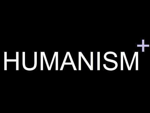 #Humanism+