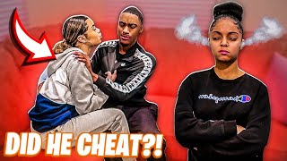 I PUT MY BOYFRIEND ON AN EXTREME LOYALTY TEST WITH A INSTAGRAM MODEL... *DID HE CHEAT?*