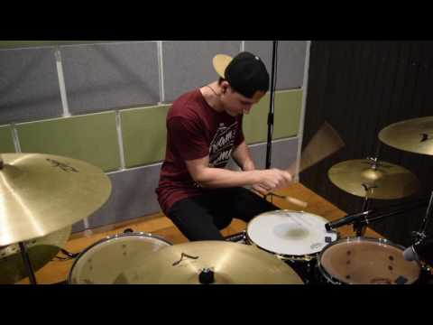 Falling In Reverse - Hanging On - Drum Cover