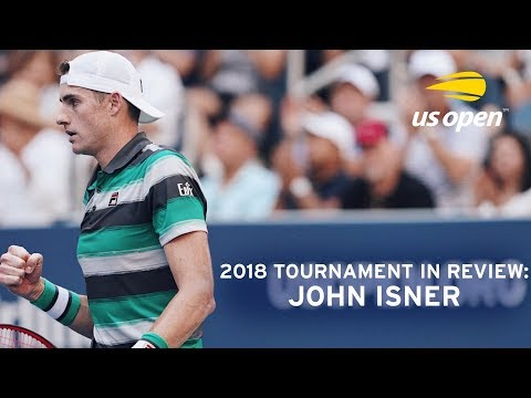2018 US Open In Review: John Isner